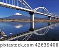 水管橋和倒置Fuji-6069 42639408