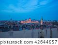 布达佩斯 匈牙利 地平线 42644957