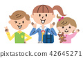 Children's kids illustration 42645271