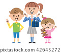 Children's kids illustration 42645272