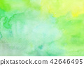 watercolour, watercolors, texture 42646495