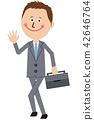 suit, suits, businessman 42646764