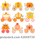 pumpkin carriage fairy 42649730