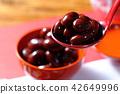黑豆 煮豆子 年夜饭 42649996
