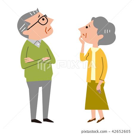 麻煩的年長夫婦 42652605
