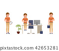 cartoon, character, vector 42653281