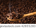 coffee, beans, roasted 42655283
