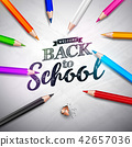 school, pencil, education 42657036