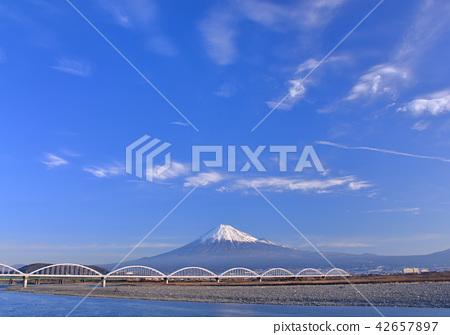 富士山 堆 許多 42657897