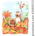 秋天的松鼠 42660525