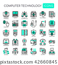 Computer Technology ,   Pixel Perfect Icons. 42660845