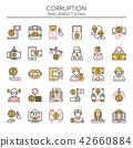 Corruption Elements ,  Pixel Perfect Icons. 42660884