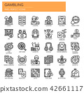 Gambling Elements ,  Pixel Perfect Icons 42661117