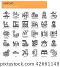 Airport Elements ,  Pixel Perfect Icons 42661149