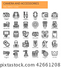 Camera and Accessories ,   Pixel Perfect Icons 42661208