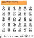 Occupation Avatars ,  Pixel Perfect Icons 42661212