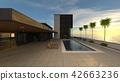 pool, pools, mansion 42663236