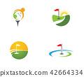 Golf Logo Template icon design 42664334