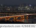 서울, 성수대교, 야경 42668382
