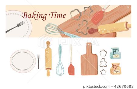 烘焙 休闲 蛋糕 42670685