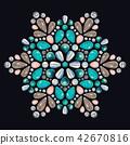 顏色 寶石 珠寶 42670816