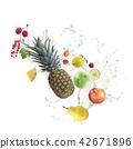 healthy, food, water 42671896