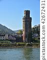 라인강 크루즈, 독일 42672431