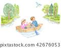 หญิงในเรือพาย 42676053