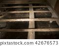 바닥, 오래된 민가, 옛날 민가 42676573