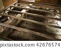바닥, 오래된 민가, 옛날 민가 42676574