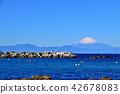 富士山 海 大海 42678083