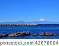 富士山 海 大海 42678094