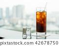 coffee, ice, milk 42678750