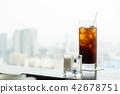 coffee, ice, milk 42678751