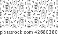 곰, 북극곰, 흰 42680380