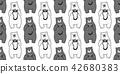 bear polar pattern 42680383
