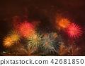 미나토 고베 해상 불꽃 놀이 42681850
