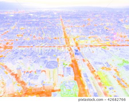 osaka aerial view 42682766