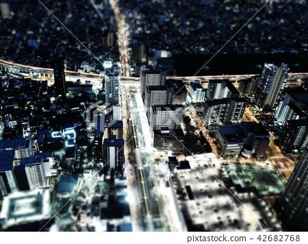 osaka aerial view 42682768