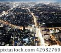 大阪 夜晚 城市风光 42682769