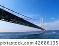 【Hyogo Prefecture · Tourist Attraction】 Akashi Kaikyo Bridge 42686135