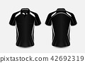 shirt design vector 42692319