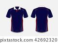 shirt design vector 42692320