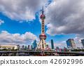 上海東方珍珠電塔,中國 42692996