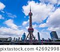 上海东方珍珠电塔,中国 42692998