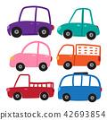car, collection, design 42693854