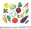 vegetable tomato ingredient 42695758