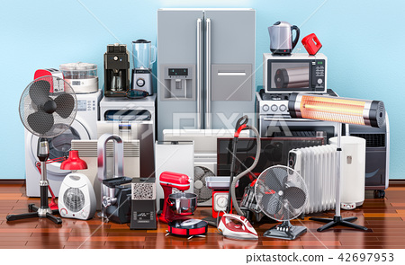 Kitchen and household appliances 42697953