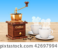 coffee, grinder, mill 42697994