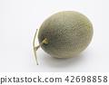 水果 哈密瓜 哈密瓜 42698858